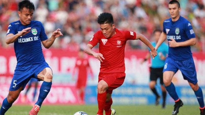 TRỰC TIẾP BÓNG ĐÁ. Trực tiếp vòng 4 VLeague 2020. Bóng đá TV trực tiếp bóng đá Việt Nam
