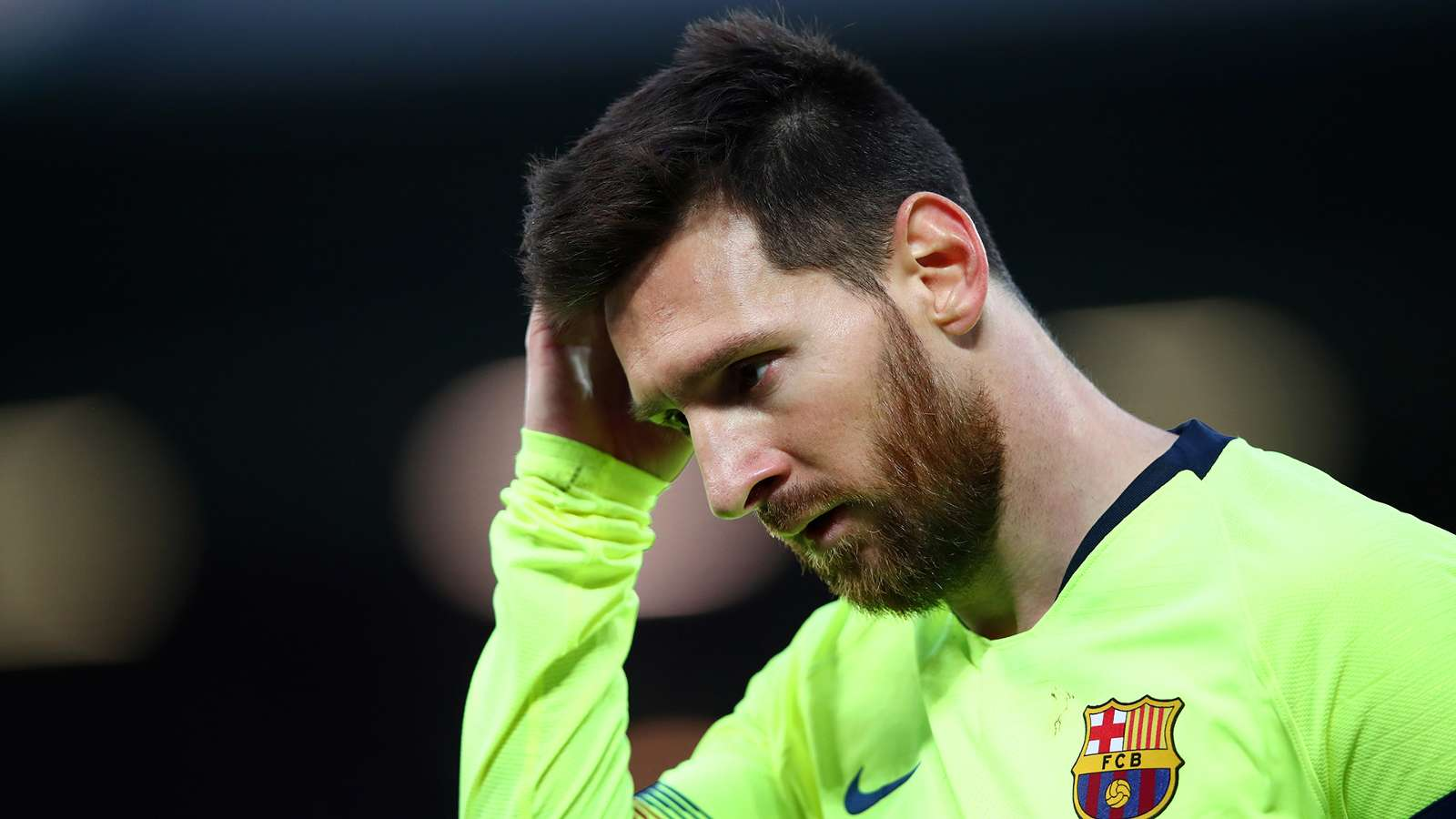 Leo Messi: 'Bóng đá sẽ không bao giờ giống như xưa nữa'