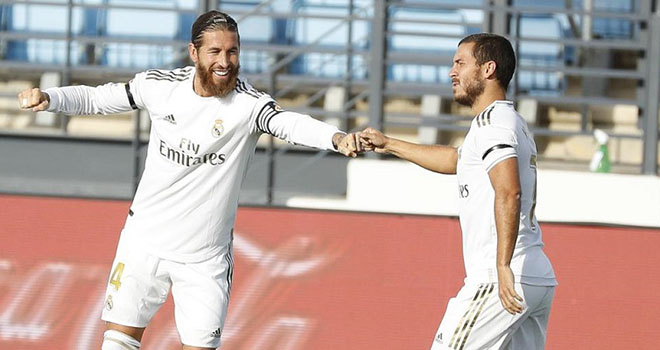 Real Madrid, tin tuc Real Madrid, kết quả Real Madrid, tin tuc bong da hom nay, tin Real Madrid, ket qua bong da, Real Madrid 3-1 Eibar, La Liga, tin tuc bong da TBN