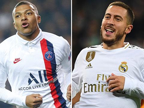 Bóng đá hôm nay 4/6: Bruno Fernandes muốn đá cặp với Pogba. Real Madrid dùng Hazard đổi lấy Mbappe