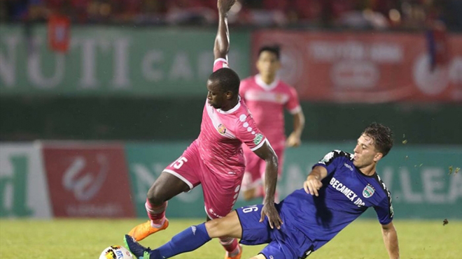 TRỰC TIẾP BÓNG ĐÁ HÔM NAY: Sài Gòn vs Bình Dương. Trực tiếp V-League 2020