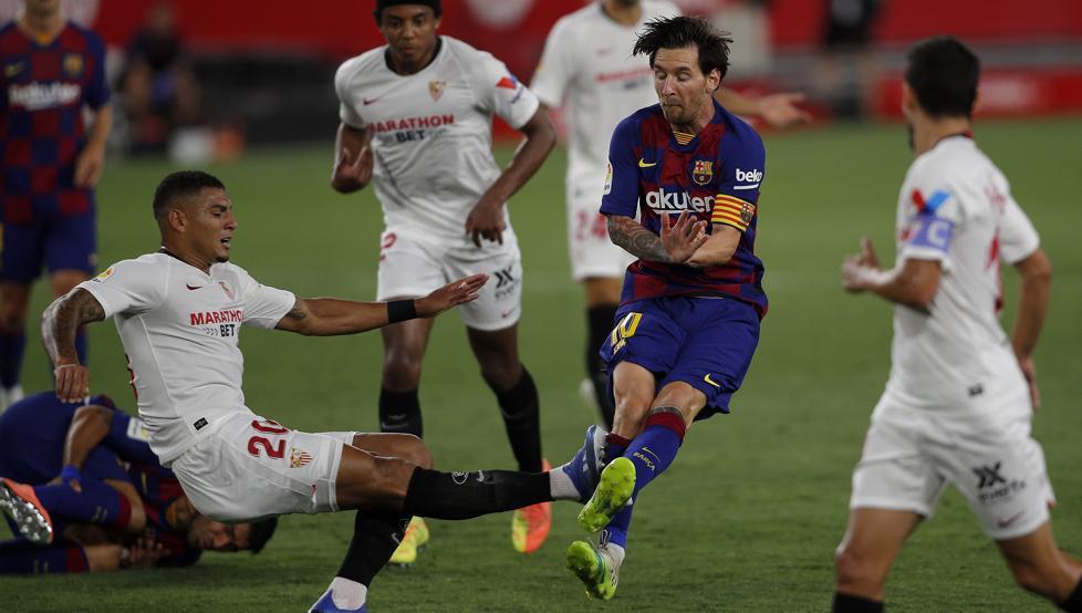 Bóng đá hôm nay 20/6: MU chia điểm với Tottenham. Barcelona nguy cơ mất ngôi đầu