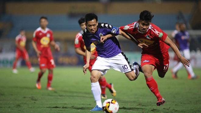 TRỰC TIẾP BÓNG ĐÁ. HAGL vs Sài Gòn. Trực tiếp bóng đá vòng 5 V-League