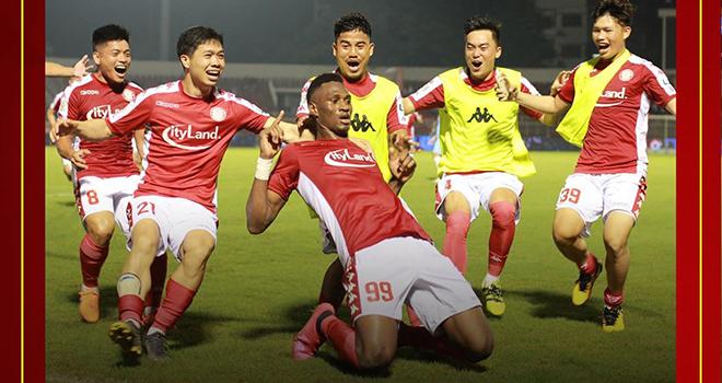 TP.HCM 2-2 Đà Nẵng: Công Phượng và đồng đội mất điểm vì những phút cuối điên rồ