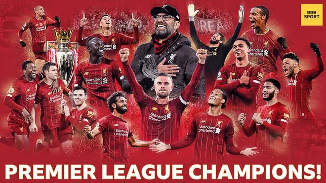 Những nhà vô địch của Liverpool đã chơi thế nào trong mùa giải lịch sử 2019-20?