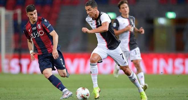 Bóng đá hôm nay 27/6: Ronaldo ghi bàn, Juve đại thắng. Sir Alex chúc mừng Liverpool vô địch