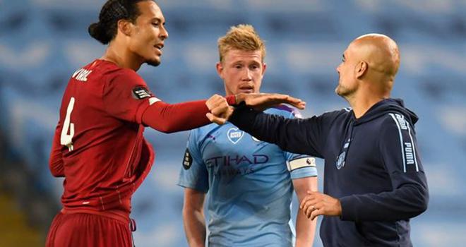 Ket qua bong da, Man City vs Liverpool, Video Man City 4-0 Liverpool, Pep, Klopp, kết quả Ngoại hạng Anh, kết quả bóng đá Anh, Man City đè bẹp Liverpool, BXH bóng đá Anh