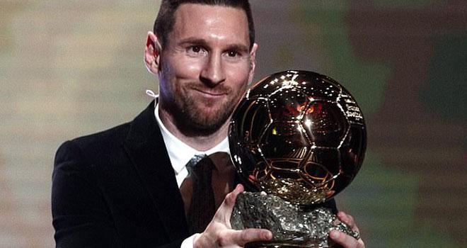 Quả bóng vàng, QBV, Quả bóng vàng 2020, messi, Ronaldo, không trao giải Quả bóng vàng 2020, Quả bóng vàng châu Âu, cầu thủ xuất sắc nhất thế giới, France Football