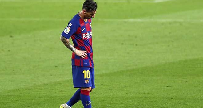 Barca, Barcelona 1-2 Osasuna, kết quả bóng đá Tây Ban Nha, kết quả bóng đá La liga, Messi, Lionel Messi, bảng xếp hạng bóng đá Tây Ban Nha, BXH La Liga, Cúp C1 châu Âu
