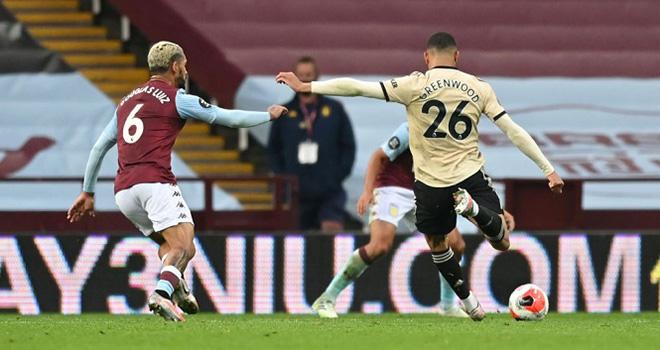 Bang xep hang bong da Anh, MU, Greenwood, chân thuận của Greenwood, bảng xếp hạng ngoại hạng Anh, kết quả Aston Villa 0-3 MU, lịch thi đấu bóng đá Anh vòng 35, Man United