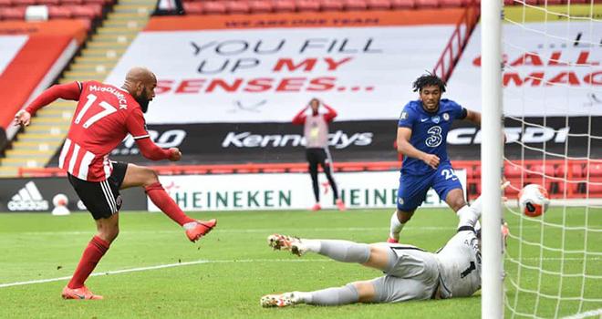 Ket qua bong da, Sheffield vs Chelsea, Cuộc đua Top 4 Ngoại hạng Anh, CĐV MU, kết quả Ngoại hạng Anh, bảng xếp hạng bóng đá Anh, bảng xếp hạng Ngoại hạng Anh, BXH Anh, MU