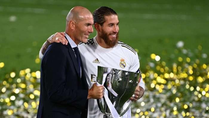 Zidane nói gì sau khi cùng Real Madrid vô địch La Liga?