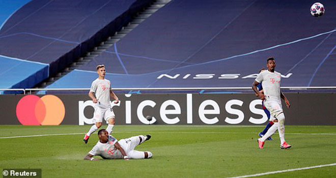 Kết quả bóng đá, Barcelona 2-8 Bayern Munich, Kết quả tứ kết cúp C1 châu Âu, kết quả barca đấu với Bayern. Kết quả tứ kết Champions League, kết quả bóng đá hôm nay