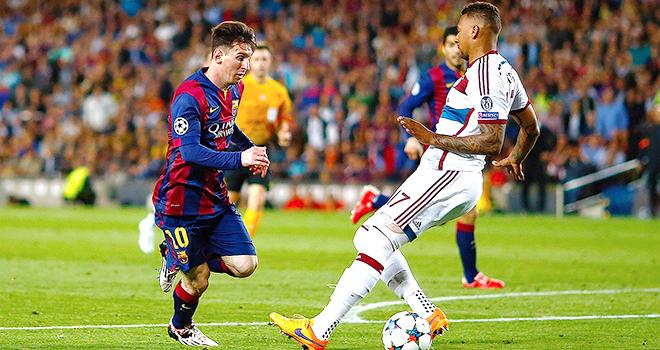 Truc tiep bong da, Barcelona vs Bayern Munich, Trực tiếp tứ kết cúp C1 châu Âu, K+PM trực tiếp, Trực tiếp bóng đá hôm nay, Trực tiếp Barcelona đấu với Bayern Munich
