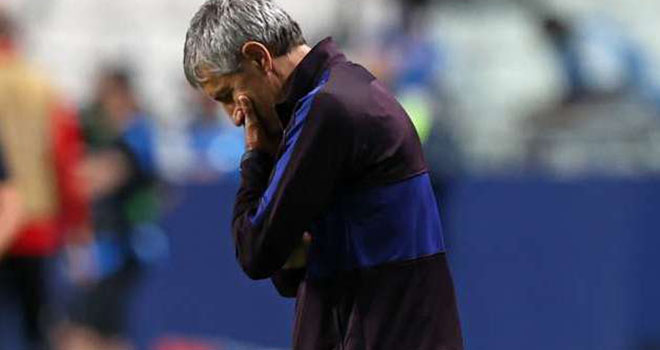 Barcelona khủng hoảng, Barcelona bị loại khỏi Cúp C1, Messi lẻ loi, Barcelona, Barca, Messi, Lionel Messi, Leo Messi, cúp C1, Barcelona 2-8 Bayern Munich, C1, bong da