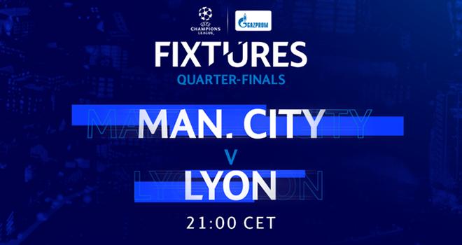 Trực tiếp bóng đá. Man City vs Lyon. Trực tiếp bóng đá tứ kết cúp C1 châu Âu. Trực tiếp Man City đấu với Lyon. Trực tiếp tứ kết Champions League. K+PM. Kèo nhà cái