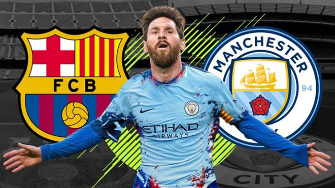 Chuyển nhượng bóng đá Anh 16/8: Man City ký hợp đồng với Messi. Solskjaer muốn MU mua Sancho
