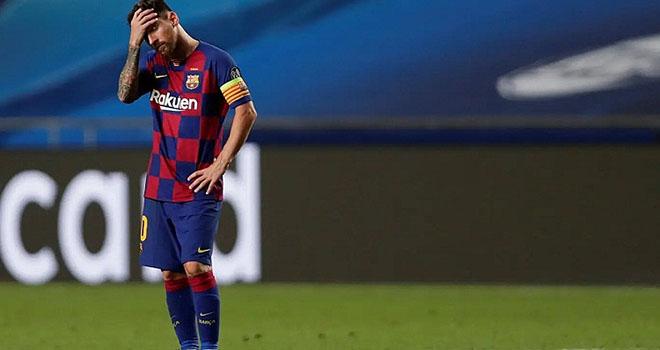 Barcelona, chuyển nhượng Barcelona, chuyển nhượng Inter, chuyển nhượng barca, Inter mua Messi, Messi rời Barca, Messi tới Inter, Barcelona 2-8 Bayern Munich