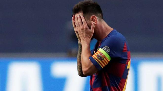 Messi lần đầu lên tiếng trước thông tin muốn rời Barca