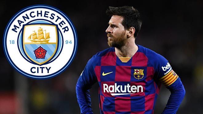 Dù thế nào, Man City cũng nên ký hợp đồng với Lionel Messi