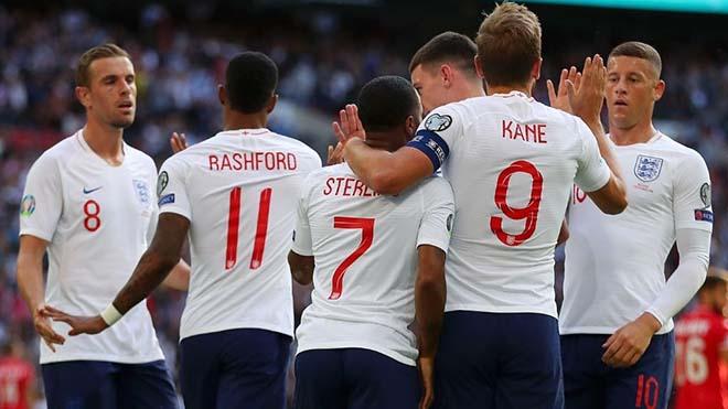 Kết quả bóng đá Iceland 0-1 Anh: Sterling ghi bàn giúp 'Tam sư' chiến thắng ngày ra quân