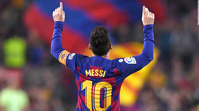 Bóng đá hôm nay 4/9: Messi cân nhắc ở lại Barca. MU chốt thỏa thuận cá nhân với Sancho
