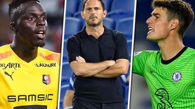 Mendy vừa đến, Lampard đã tuyên bố tống cổ Kepa