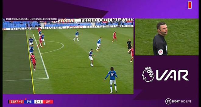 Video Everton 2-2 Liverpool.Video clip bàn thắng Liverpool đấu với Everton. Kết quả bóng đá Ngoại hạng Anh. Bảng xếp hạngNgoại hạng Anh. Kết quả Liverpool.