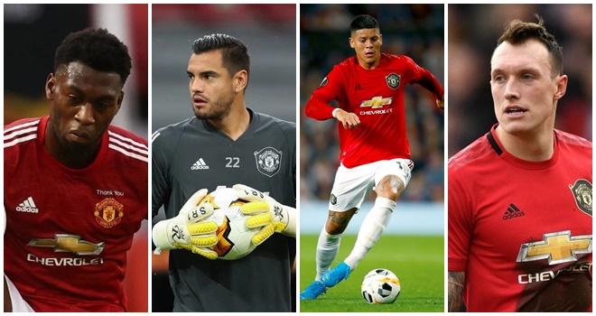 MU, Chuyển nhượng MU, Chuyển nhượng bóng đá Anh ngày cuối, 5 cầu thủ rời MU, tin bóng đá MU, tin tức MU, Romero, Lingard, Phil Jones, Rojo, Fosu Mensah, tin chuyển nhượng