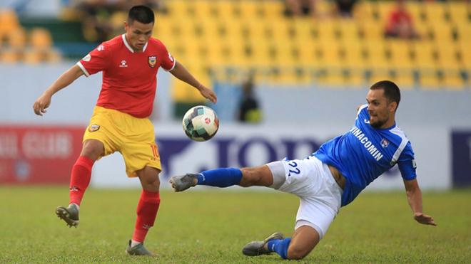 Trực tiếp Hà Tĩnh vs Quảng Ninh. Link trực tiếp bóng đá V-League 2020