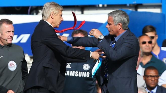 Wenger bất ngờ tiết lộ về những mâu thuẫn với Mourinho và Sir Alex Ferguson