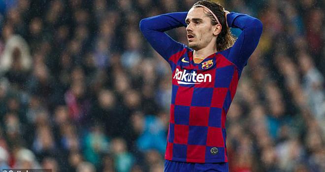 Griezmann, Barcelona vs Real Madrid, Những cầu thủ quyết định trận Kinh điển, Messi, Ramos, truc tiep bong da, Barcelona đấu với Real Madrid, trực tiếp Barca Real, trực tiếp La Liga