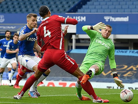 Liverpool: Chấn thương của Van Dijk sẽ thổi bùng cuộc đua vô địch
