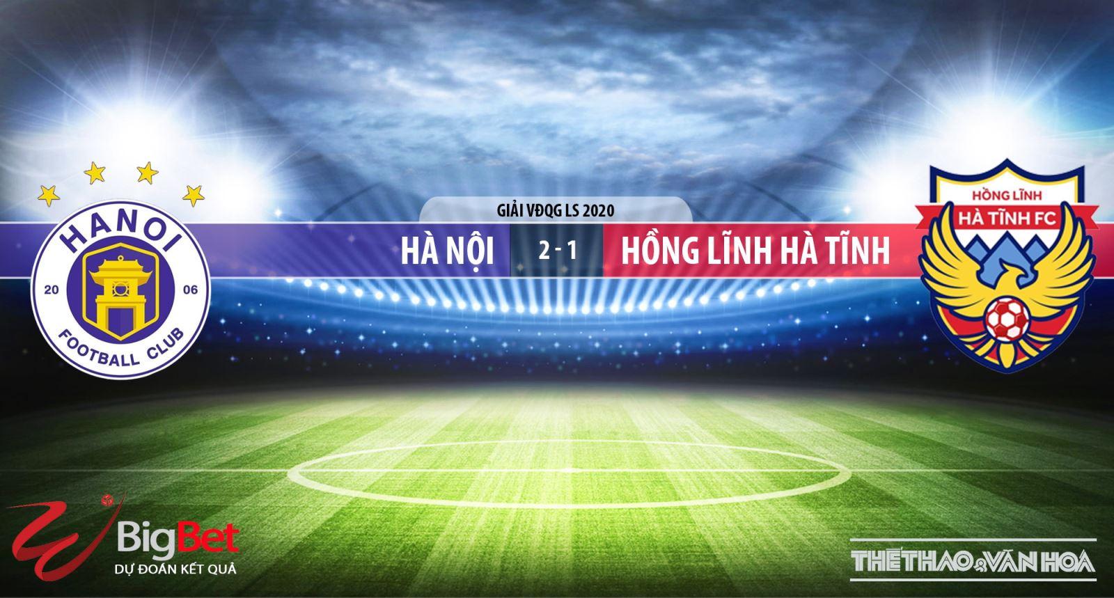 Keo nha cai, kèo nhà cái, Hà Nội vs Hà Tĩnh, trực tiếp bóng đá, trực tiếp V-League 2020, soi kèo nhà cái, soi kèo Hà Nội đấu với Hà Tĩnh, kèo Hà Nội, TTTV, kèo bóng đá
