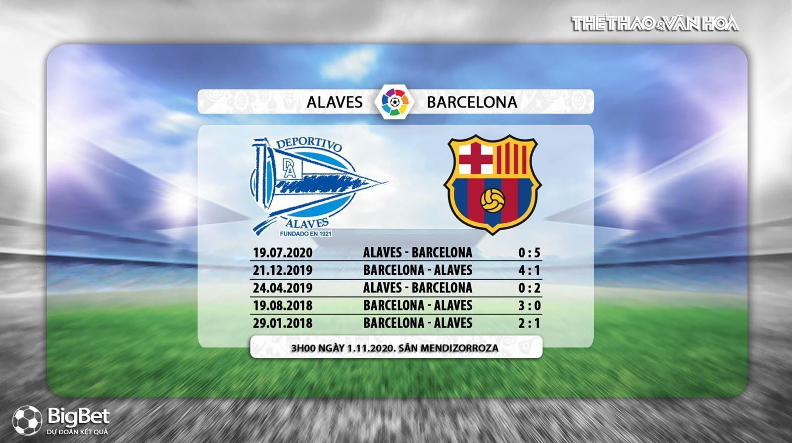 Keo nha cai, kèo nhà cái, Alaves vs Barcelona, Trực tiếp bóng đá, Vòng 8 La Liga, BĐTV, trực tiếp bóng đá hôm nay, tin bóng đá, soi kèo Alaves đấu với Barcelona, Barca