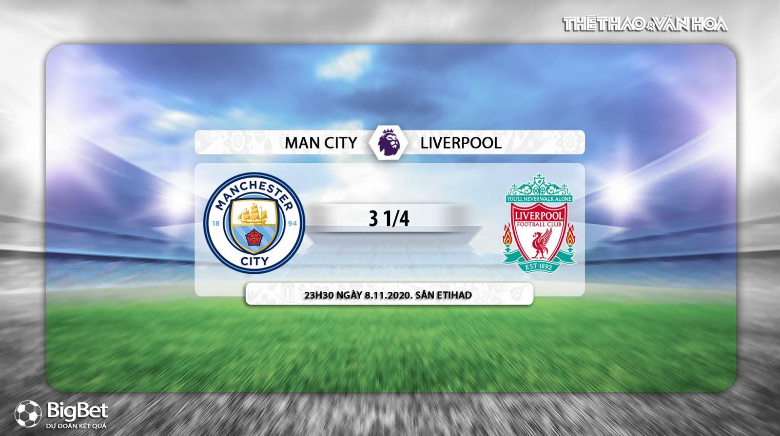 Keo nha cai, kèo nhà cái, Man City vs Liverpool, K+, K+PM, Truc tiep bong da, Ngoại hạng Anh, Xem K+, trực tiếp bóng đá Anh, Soi kèo bóng đá, kèo Liverpool, xem bóng đá