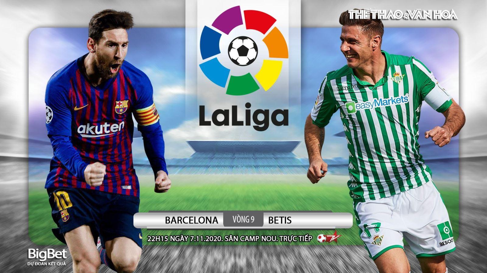 Soi kèo nhà cáiBarcelona vs Betis. Vòng 9 La Liga. Trực tiếp Bóng đá TV