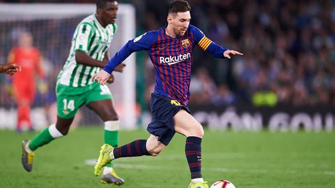 Trực tiếp bóng đá Barcelona vs Betis. Vòng 9 La Liga. Trực tiếp SSPORT, BDTV