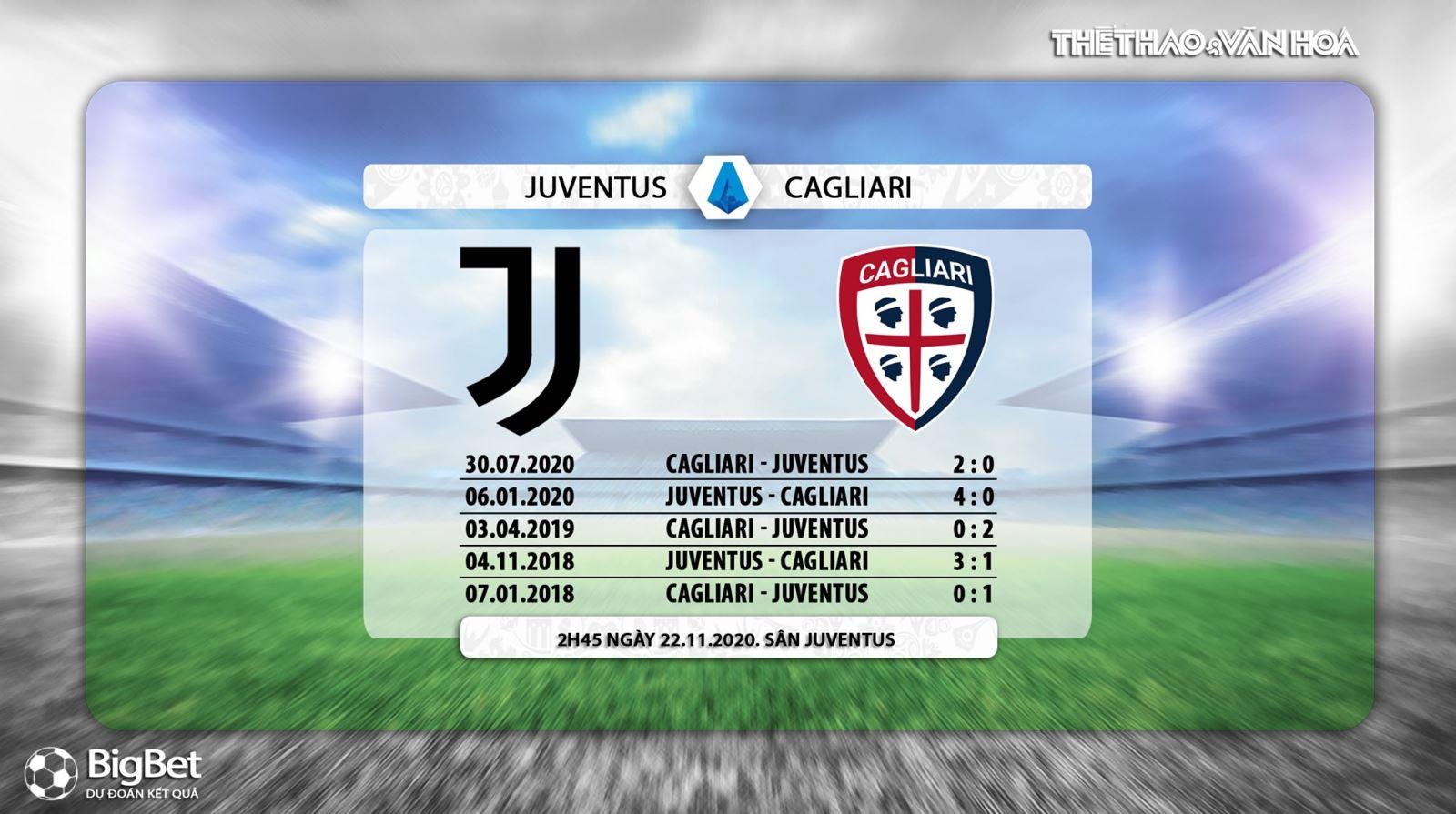 Keo nha cai, Kèo nhà cái, Juventus vs Cagliari, Vòng 8 Serie A, Trực tiếp Truyền hình FPT, trực tiếp bóng đá Ý, Serie A, xem trực tiếp Juventus đấu với Cagliari