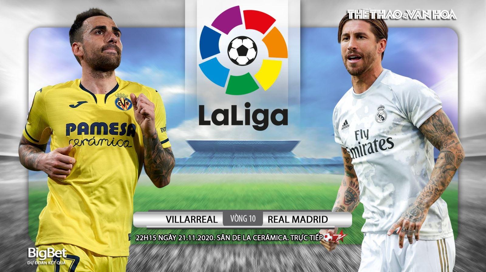 Trực tiếp Villarreal vs Real Madrid, BĐTV, Truc tiep bong da, Bóng đá Tây Ban Nha, trực tiếp bóng đá, Villarreal vs Real Madrid, trực tiếp Real Madrid vs Villarreal