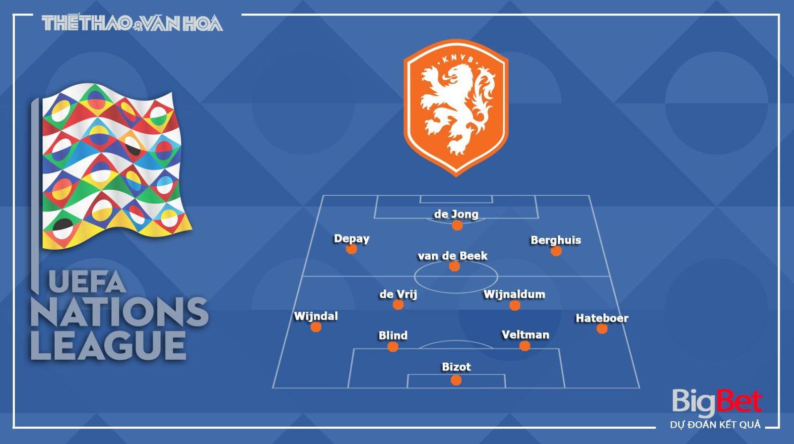 Keo nha cai, Kèo nhà cái, Hà Lan vs Bosnia, Trực tiếp bóng đá, Vòng bảng UEFA Nations League, Kèo Hà Lan vs Bosnia, Keo bong da, Tin tức bóng đá hôm nay, Kèo Hà Lan, BĐTV