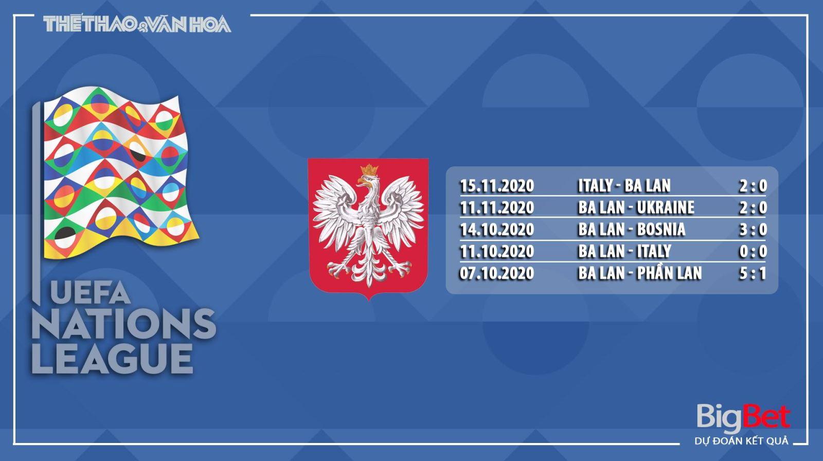 Keo nha cai, Kèo nhà cái, Ba Lan vs Hà Lan, Trực tiếp bóng đá Nations League, Soi kèo Ba Lan vs Hà Lan, Vòng bảng UEFA Nations League, Trực tiếp K+NS, BĐTV HD