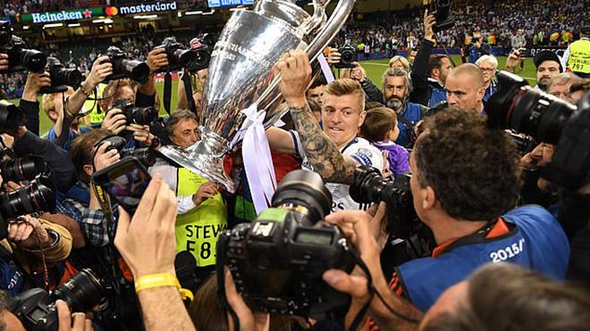 Real Madrid: Sau nhiều năm im lặng, Kroos đã thể hiện cá tính của mình