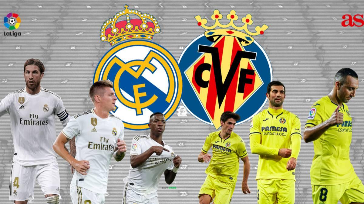 Trực tiếp bóng đá Villarreal vs Real Madrid. Trực tiếp bóng đá Tây Ban Nha
