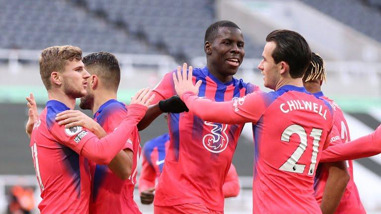 Điểm nhấn Newcastle 0-2 Chelsea: Sao Anh tỏa sáng, Chelsea tạm lên đầu