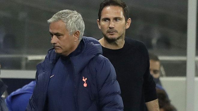 Mourinho nhận Tottenham không phải ứng viên vô địch, Lampard 'chỉnh' lại thầy cũ