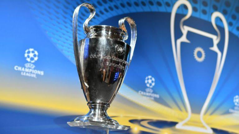 TRỰC TIẾP bốc thăm vòng 1/8 cúp C1/Champions League