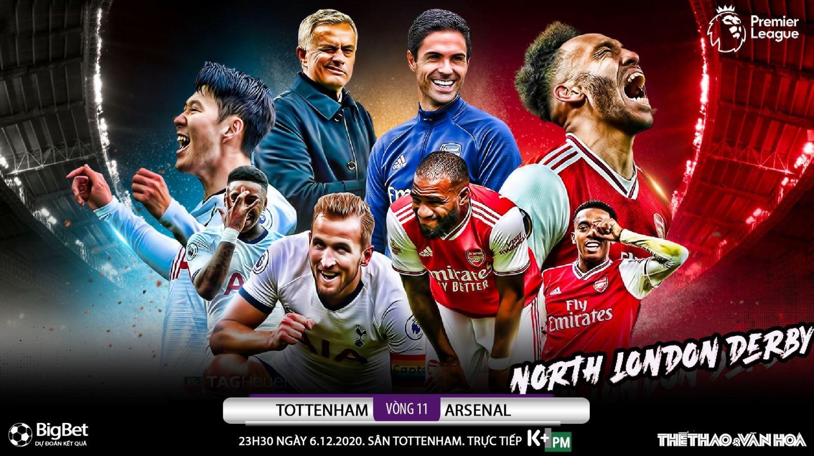 Soi kèo nhà cáiTottenham vs Arsenal. Vòng 11 giải Ngoại hạng Anh