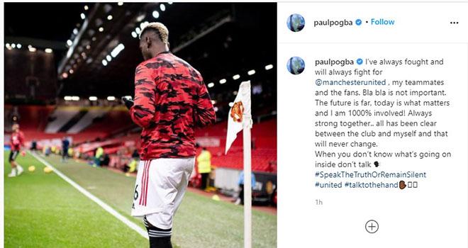 MU, Pogba, MU vs Man City, Kết quả MU vs Man City, Chuyển nhượng MU, Tin tức MU, Tin bóng đá MU, Tương lai Pogba, Pogba rời MU, Pogba ở lại, Mino Raiola, Derby Manchester