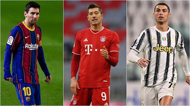 Lý do Lewandowski xứng đáng giành giải The Best hơn Messi và Ronaldo